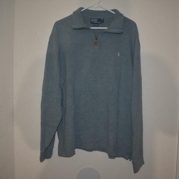 Polo by Ralph Lauren Other - Polo Ralph Lauren 1/4 zip sweater sz XL